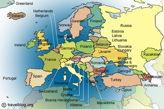 Unit 2 Geography of Europe Geographic Understanding Lisa